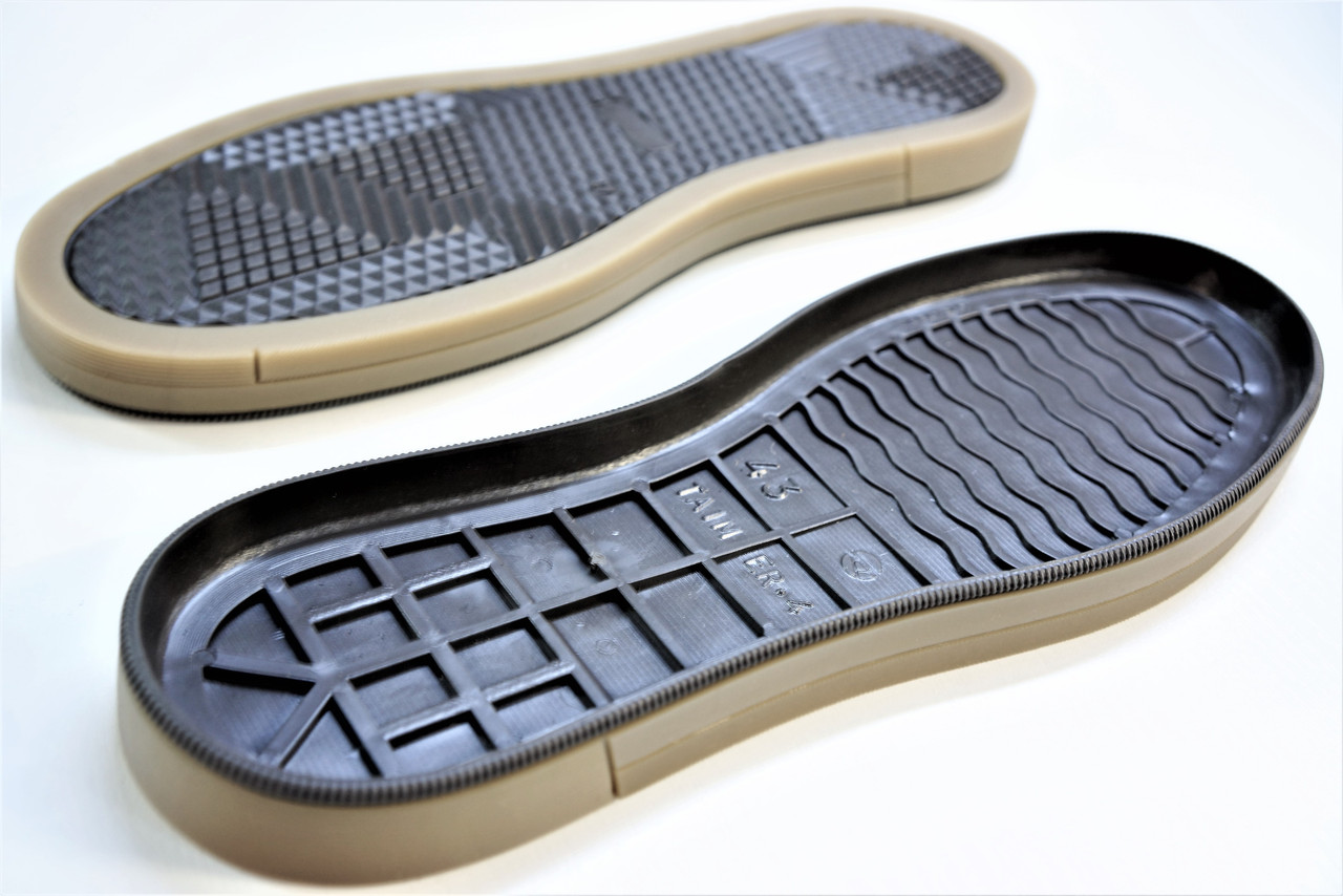 Подошва для обуви  Таймер-4 коричневая р,40-45