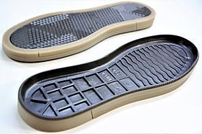 Подошва для обуви  Таймер-4 коричневая р,40-45, фото 2