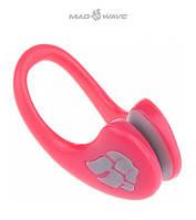 Зажим для носа Mad Wave Nose Clip Ergo (Pink), фото 1