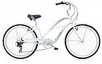 """Велосипед 26"""" ELECTRA Cruiser Lux 7D Ladies' White"""
