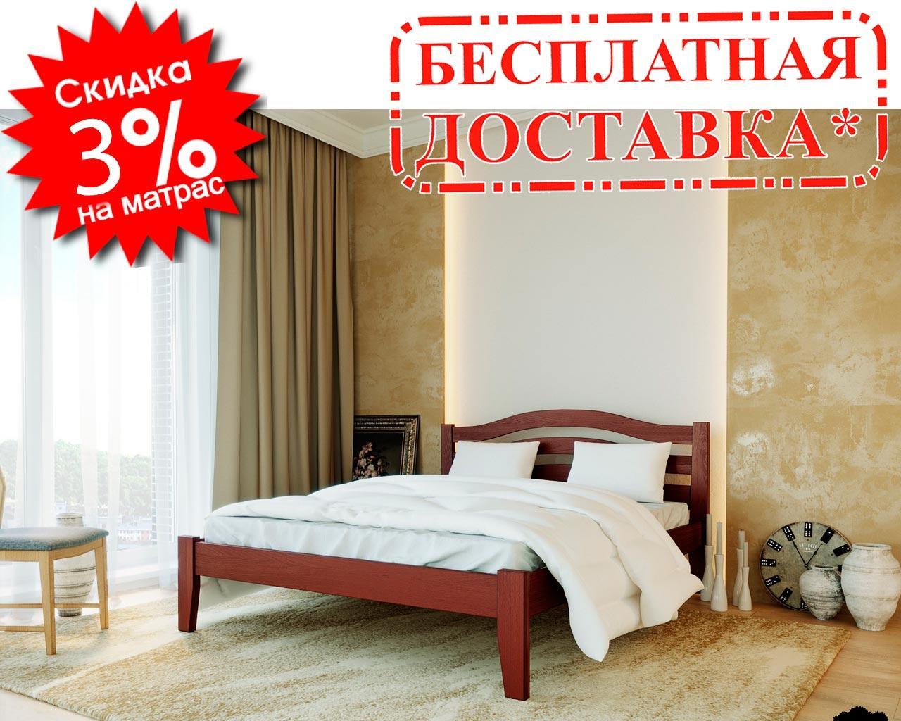 Кровать Афина Нова 80х190 см ТМ Лев Мебель