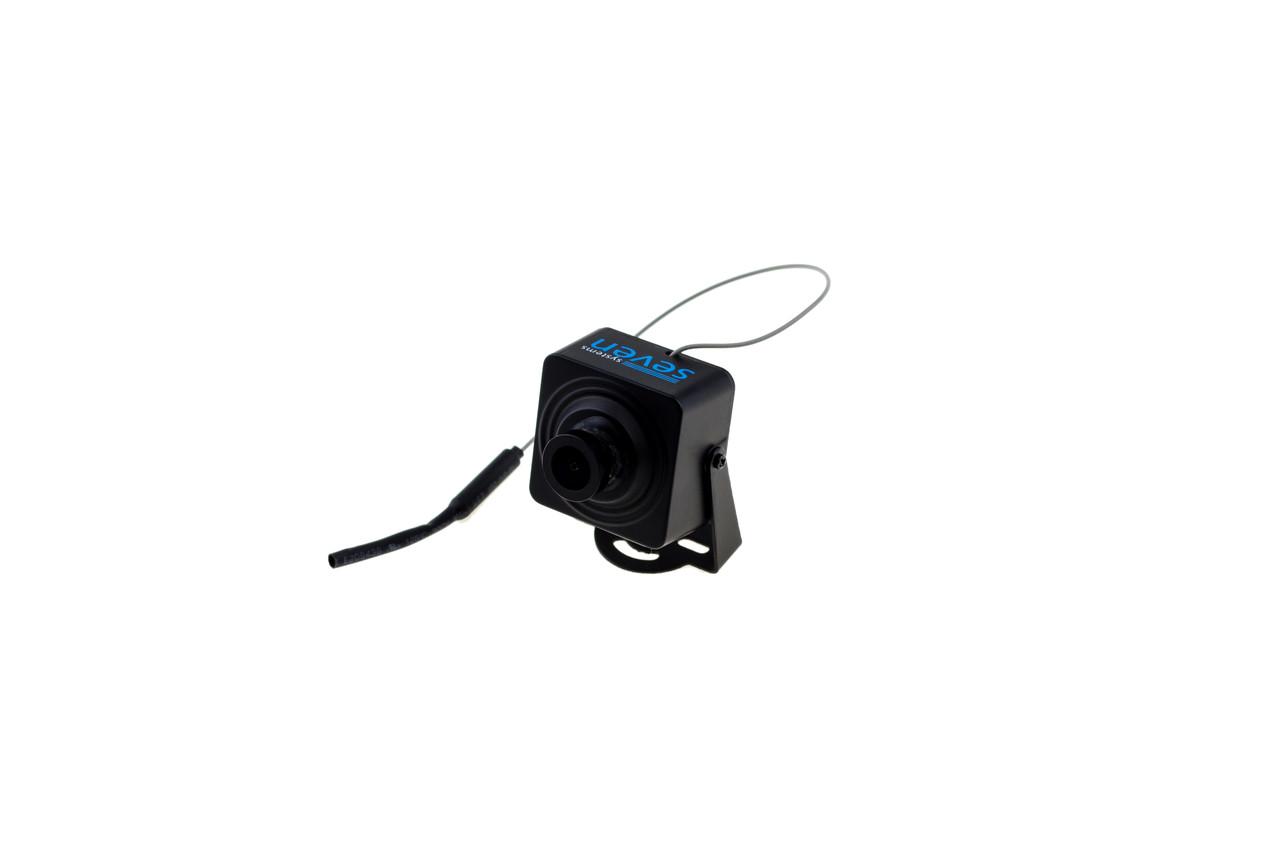 IP Wi-Fi видеокамера внутренняя 3 Мп SEVEN IP-7262SW (2,8)