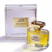 ТУАЛЕТНАЯ ВОДА JEAN PATOU для женщин Jean Patou Joy edt 50 мл