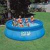 Надувной бассейн в дом Intex 56930 28144 Easy Set Pool, 366х91 см,