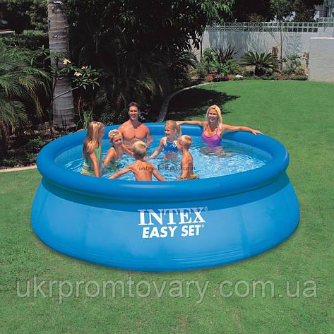 Надувной бассейн в дом Intex 56930 28144 Easy Set Pool, 366х91 см,, фото 2