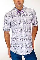 Рубашка мужская батальная