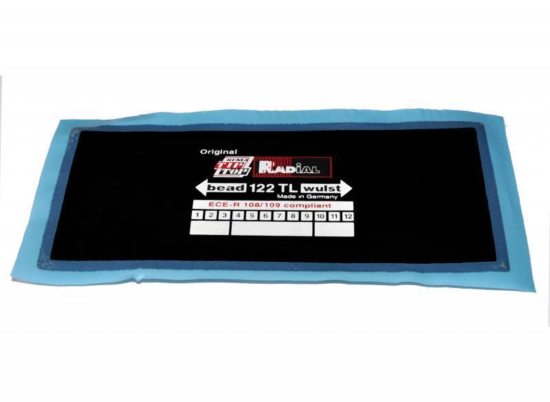 Радиальные пластыри TL 122 упаковка 10 шт. Rema Tip-Top 5121221 (Германия)
