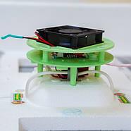 Инкубатор Рябушка Smart 120 Турбо (автоматический переворот, цифровой), фото 2