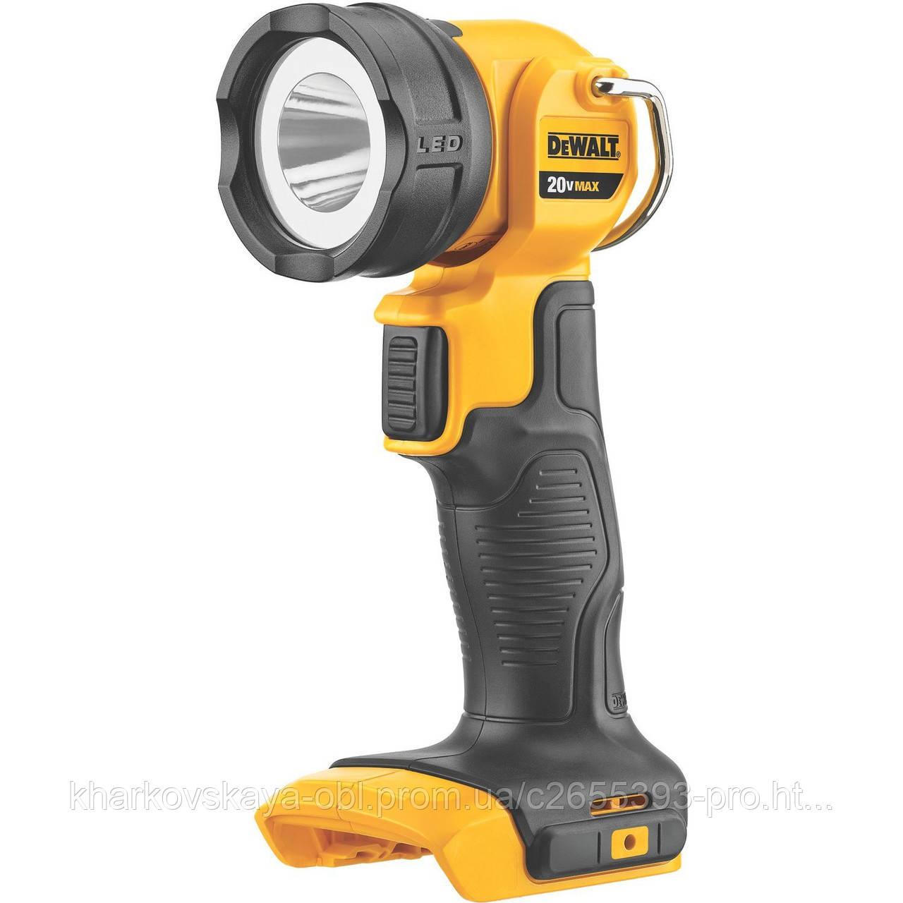 Аккумуляторный фонарь DeWalt из США!