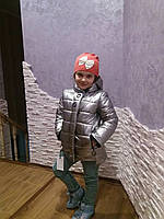 """Демисезонная куртка """"Космос"""" для девочек и подростков, фото 1"""