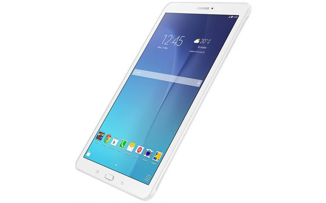 "Планшет Samsung Galaxy Tab E 9.6"" 3G T561 white"