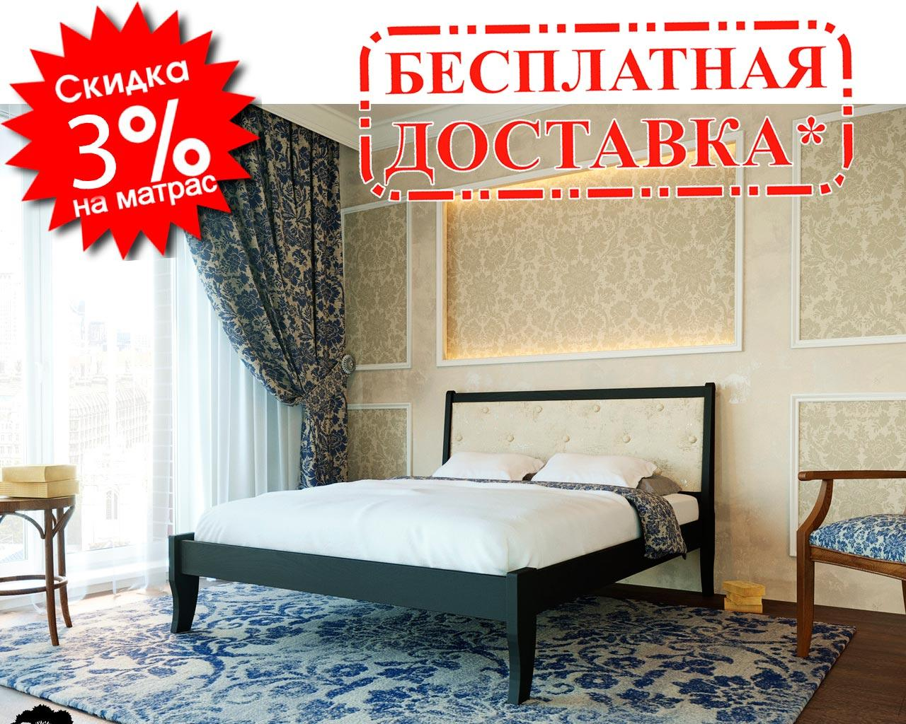 Кровать Монако М50 90х190 см ТМ Лев Мебель
