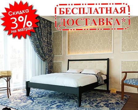 Кровать Монако М50 90х190 см ТМ Лев Мебель, фото 2
