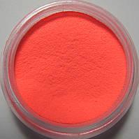 Бархатный песок, розово-алый, светящийся.