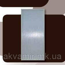 Штора на ванну (полистирол - торцевая) 80х140 см