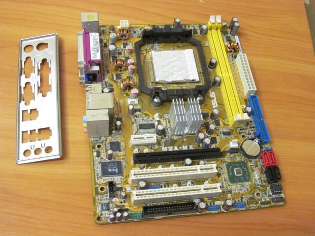 Материнская плата ASUS M2A-MX (AM2/AMD 690V) бу