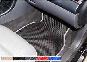 Автоковрики для Audi 100 C4\4A (1990-1994) 2 вариант eva коврики от ТМ EvaKovrik