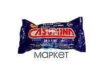 Камера CASUMINA 26х1,95 AV 35 мм/ Касумина / прямой штуцер  для горных велосипедов