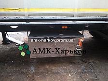 Инструментальный ящик для грузовых авто из нержавеющей стали АМКф-1/3 1200мм×500мм×600мм