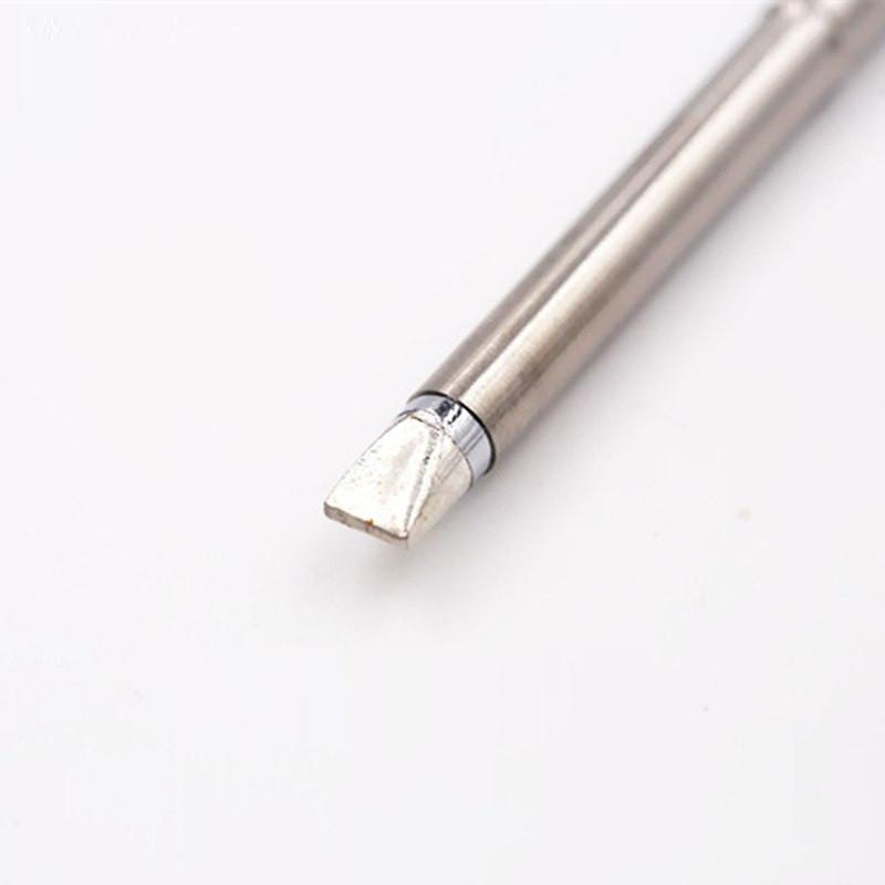 Жало HAKKO T12-D52 двусторонний срез 5.2mm