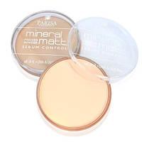 """Пудра компактна мінеральна """"Parisa Cosmetics"""" PP-06 №02"""