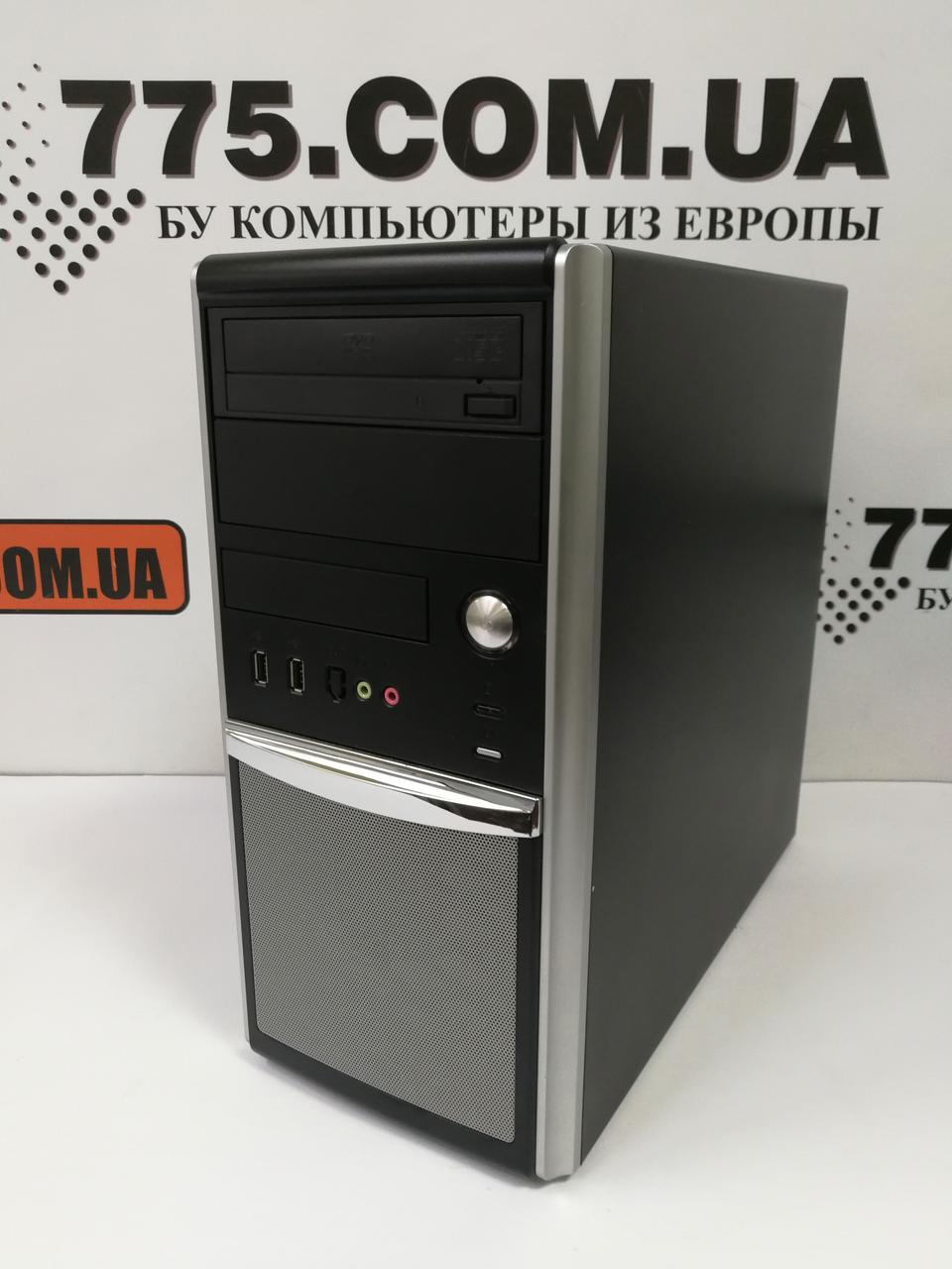 Игровой компьютер, Intel Core i5-650 3.46GHz, RAM 8ГБ, HDD 500ГБ, GTX 1050 2GB