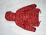 Демисезонная куртка для девочки от производителя, фото 4