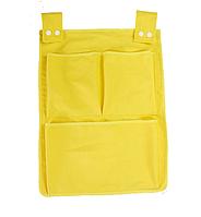 Органайзер на детскую кроватку Маленький Желтый, фото 1