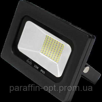 Прожектор світлодіодний 15W 5200K, фото 2