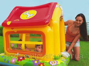 """Детский бассейн Intex 57429 """"Любимый щенок"""", фото 2"""