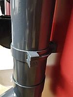 Водосточная труба 125/90, 3м, ProAqua