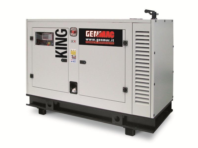 Дизельный генератор Genmac King G60 IS (48 кВт)