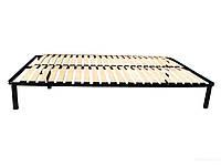 Каркас с ламелями 180х200 см