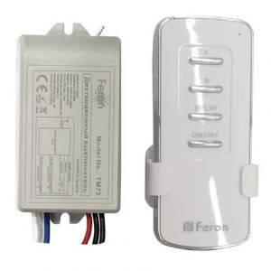 Дистанционный выключатель света TM72 PREMIUM класс, фото 2