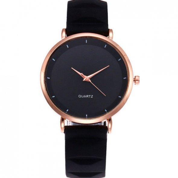 Женские часы Geneva AllBlack
