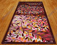 Акриловый рельефный ковер Bonita (Турция) ветви яркий
