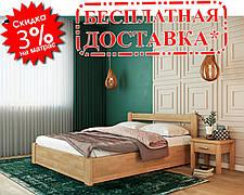 Ліжко Ліра з механізмом 90х190 см ТМ Лев Меблі