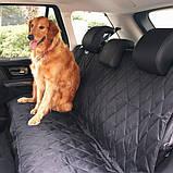 Автогамак Soolu Водонепроницаемый гамак (подстилка) на задние сидение в автомобиль. Аксессуар, фото 6