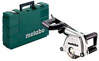 Штроборез Metabo MFE 40 + 2 алмазных диска + кейс (604040500)