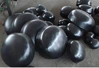 Заглушка эллиптическая 27х2,5 сталь 20 ГОСТ 17379-01