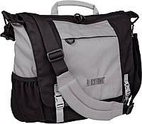 Сумка Blackhawk Courier Bag черно-серая, фото 1