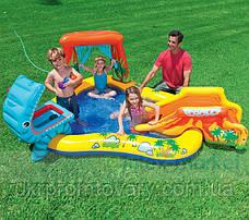 Детский надувной игровой центр Intex 57444 Точная цена! Звоните, фото 2