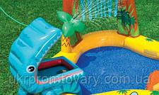 Детский надувной игровой центр Intex 57444 Точная цена! Звоните, фото 3