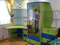 Простая детская комната