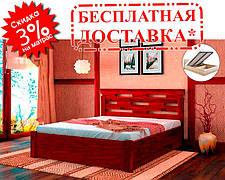 Ліжко Зевс з механізмом 120х190 см ТМ Лев Меблі