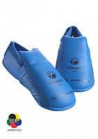 Футы (защита стоп) Tokaido (PRO-4D-WKF) Blue