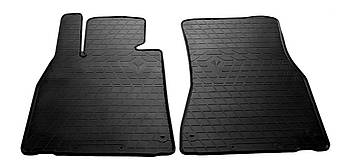 Коврики в салон резиновые передние для Lexus LS 2006-  Stingray (2шт)