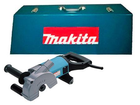 Штроборез Makita SG150 + стальной кейс