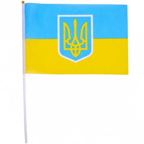 Флаг «Украина» 30×45, фото 2