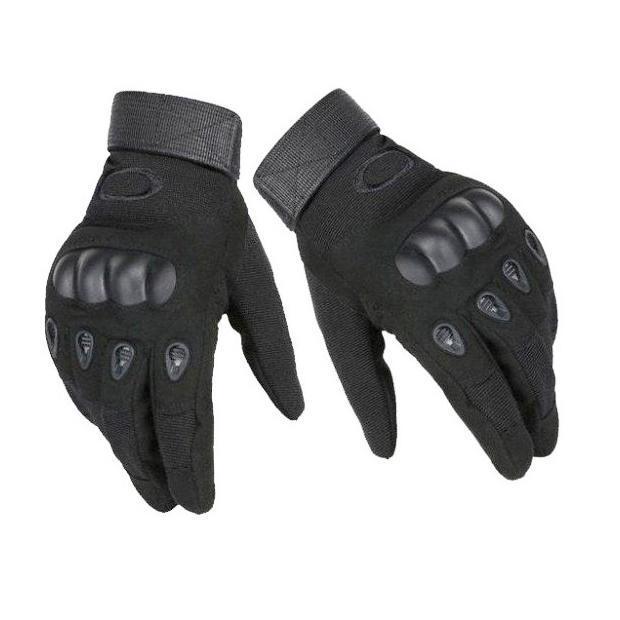 Тактические перчатки Oakley полнопалые